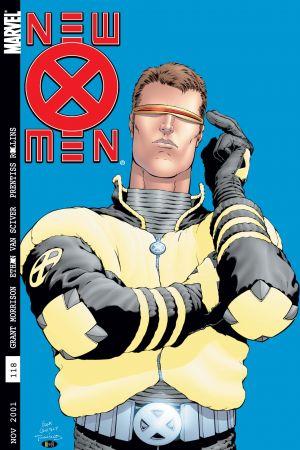 New X-Men (2001) #118