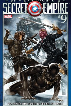 Secret Empire (2017) #9