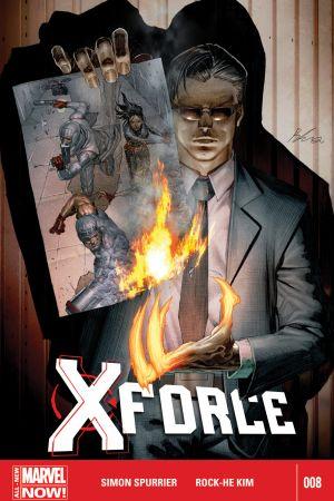 X-Force (2014) #8