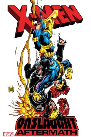X-Men: Onslaught Aftermath (Trade Paperback)