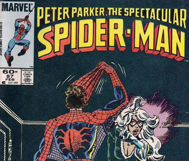 Peter Parker, the Spectacular Spider-Man #87