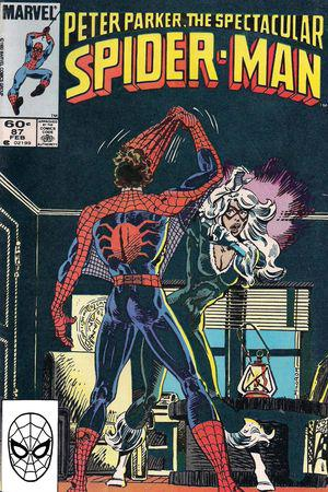 Peter Parker, the Spectacular Spider-Man (1976) #87
