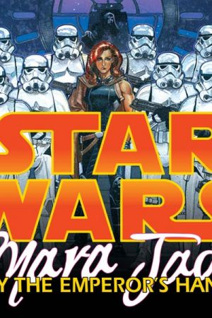 Star Wars: Mara Jade - By the Emperor's Hand (1998 - 1999)