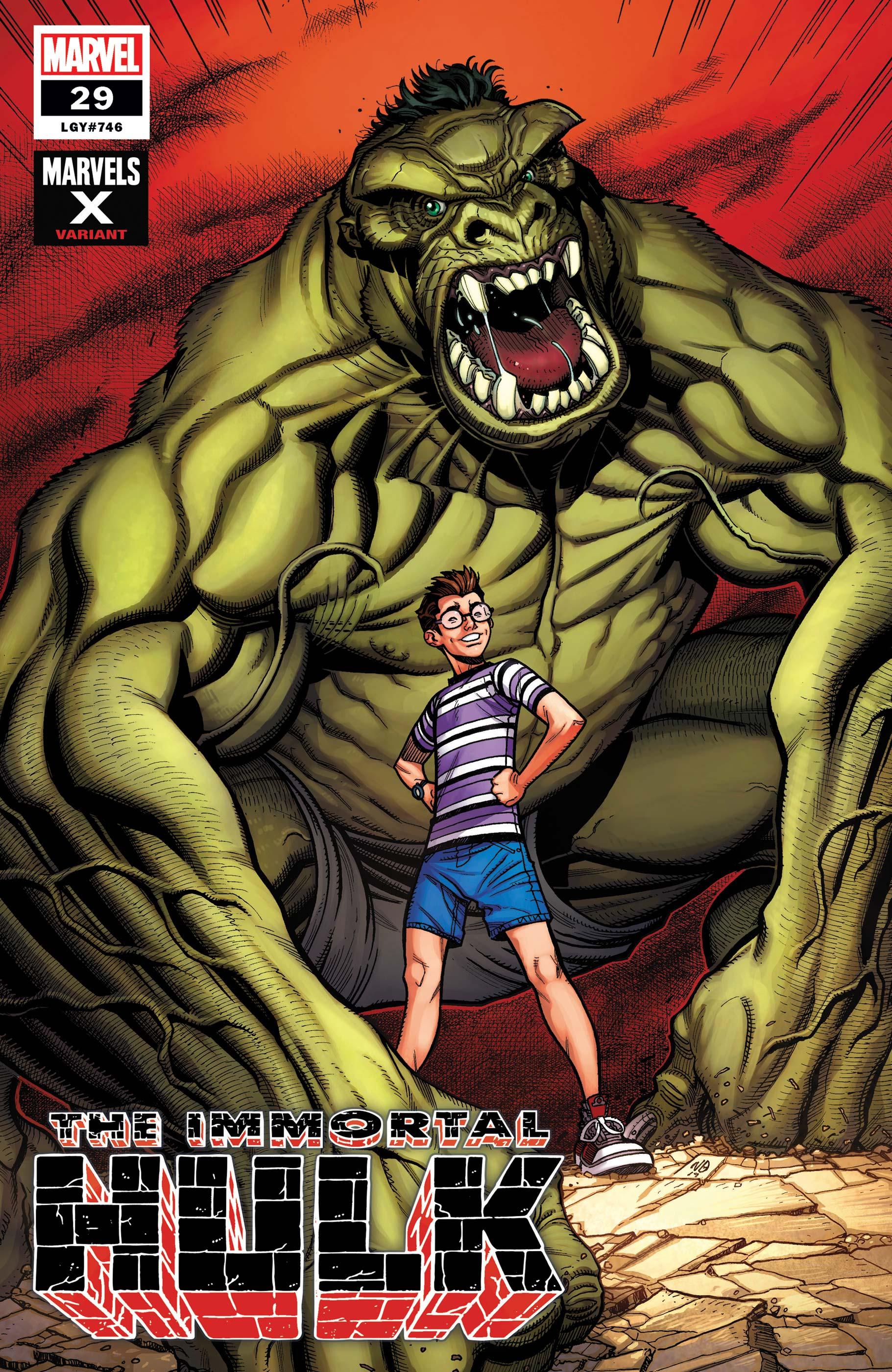 Immortal Hulk (2018) #29 (Variant)