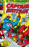 Captain Britain #22