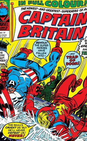 Captain Britain (1976) #22