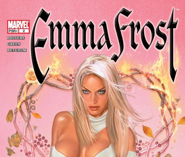 EMMA FROST (2003) #2