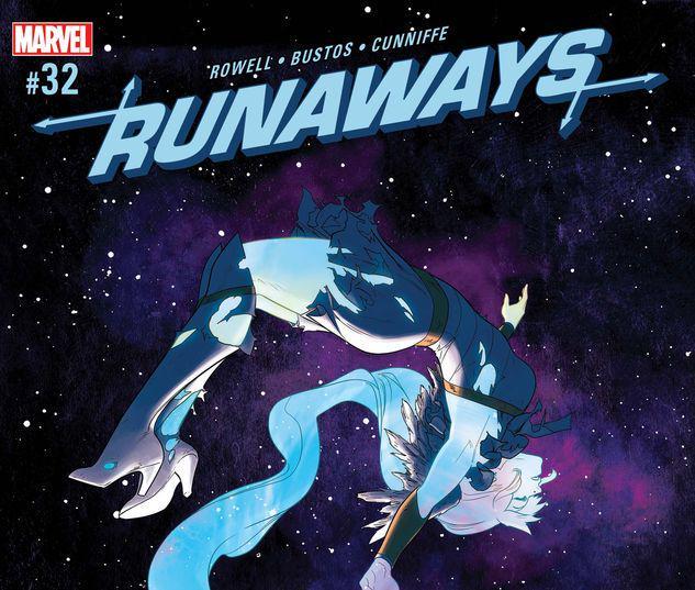 Runaways #32