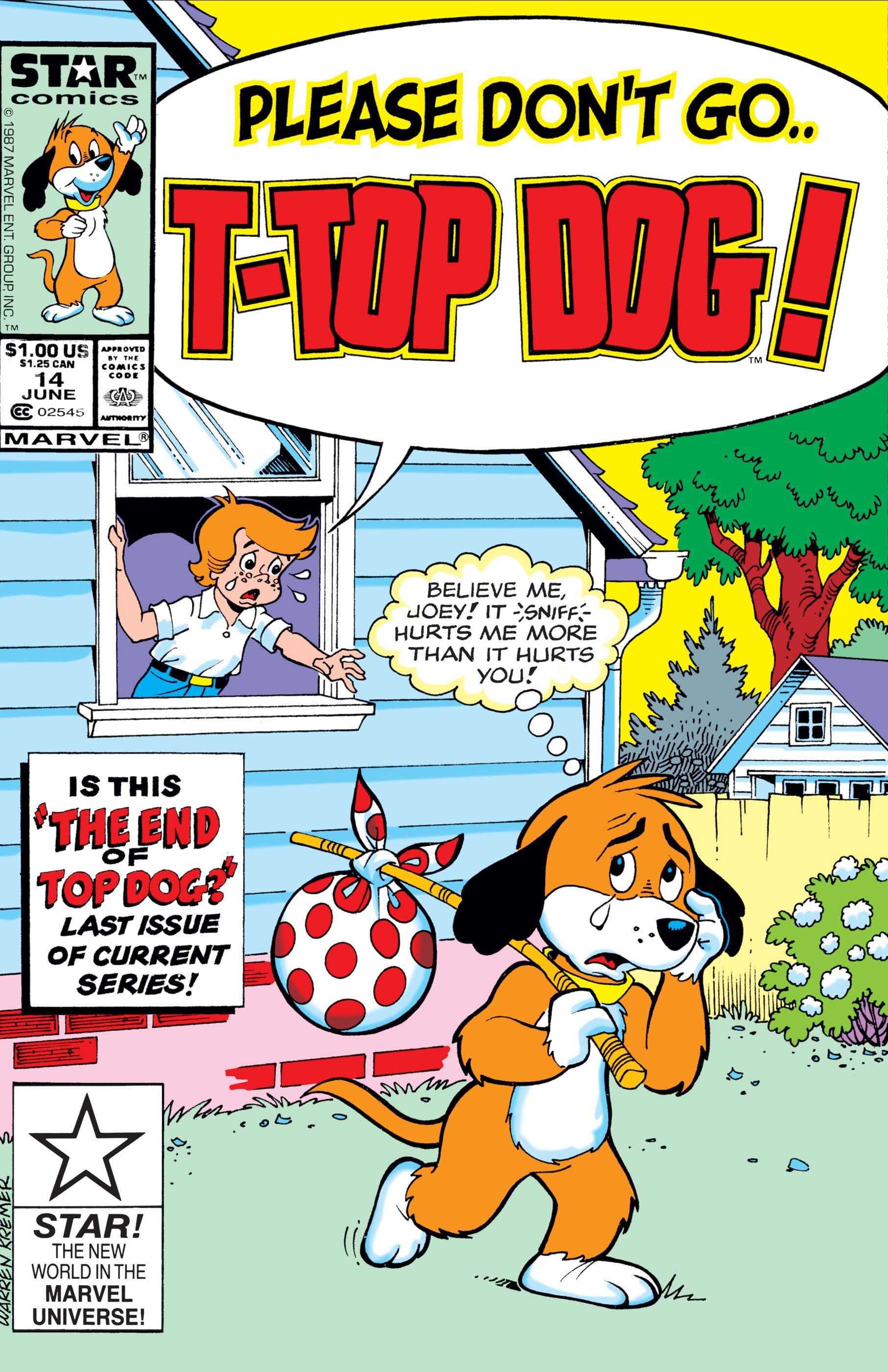 Top Dog (1985) #14