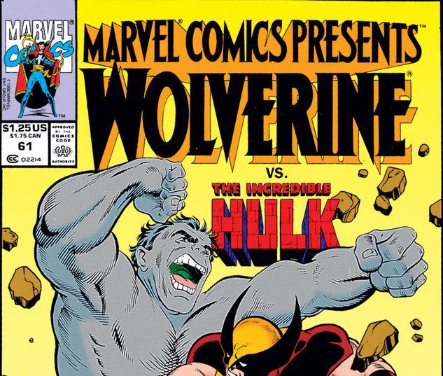 Marvel Comics Presents #61