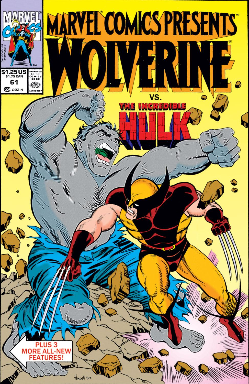Marvel Comics Presents (1988) #61