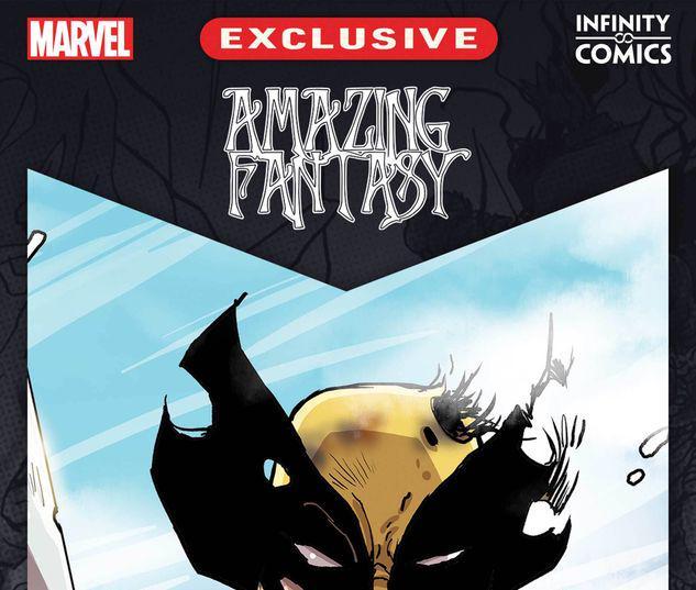 AMAZING FANTASY: PRELUDE INFINITY COMIC 1 #1