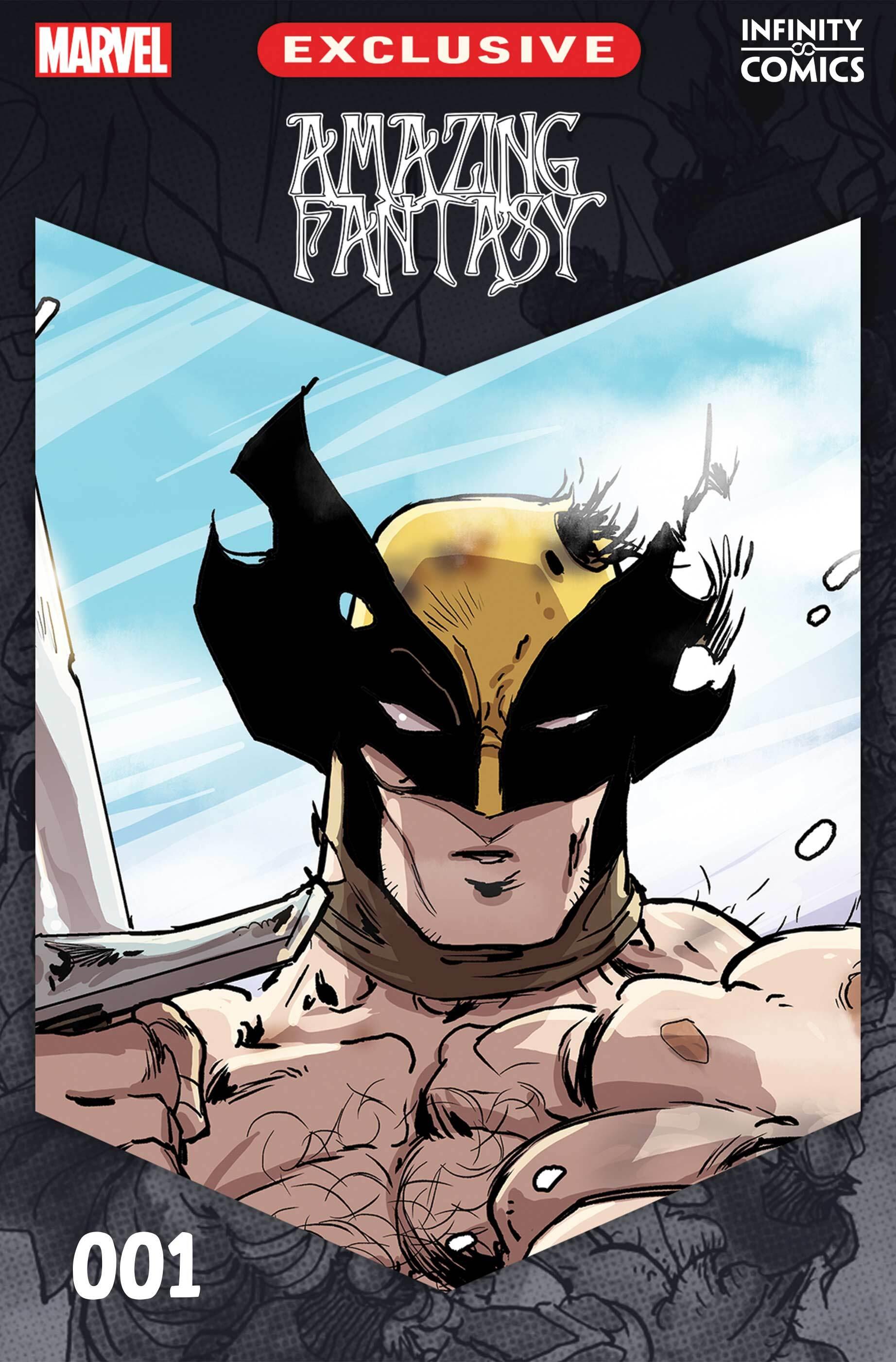 Amazing Fantasy: Prelude Infinity Comic (2021) #1