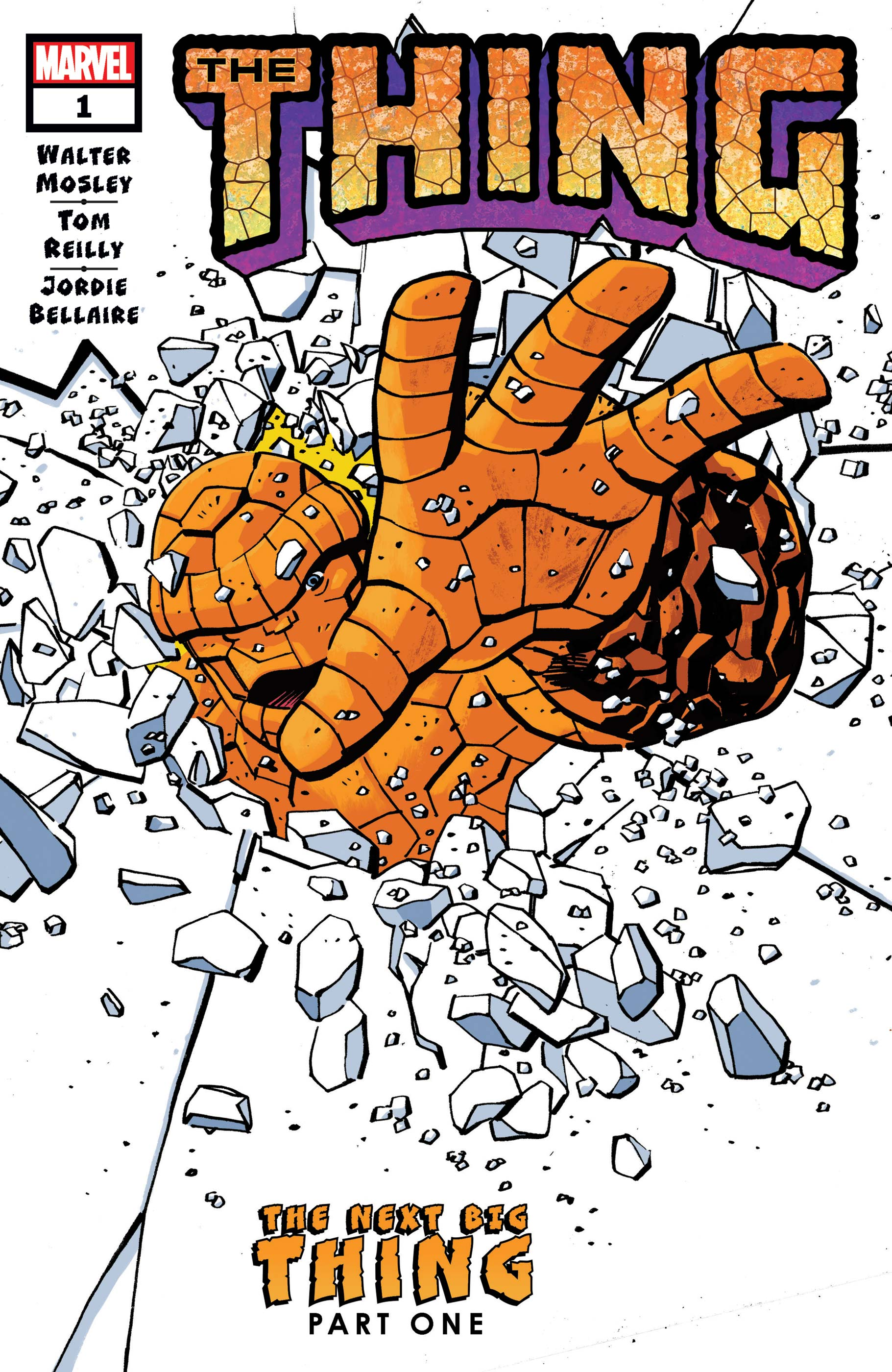The Thing (2021) #1