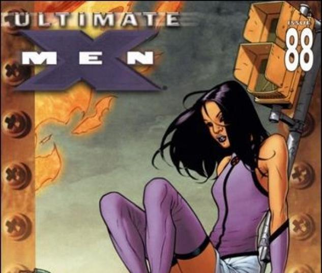 ULTIMATE X-MEN (2000) #88