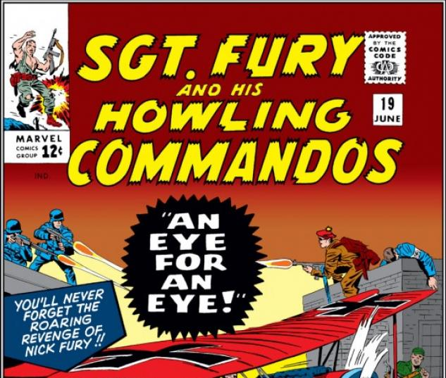 Sgt. Fury and His Howling Commandos #19