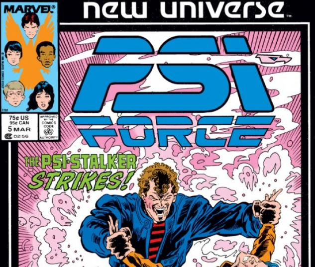 Psi-Force #5