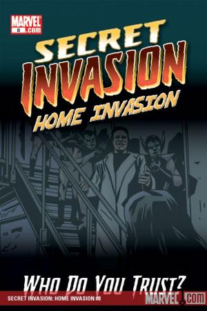 Secret Invasion: Home Invasion Digital Comic #8