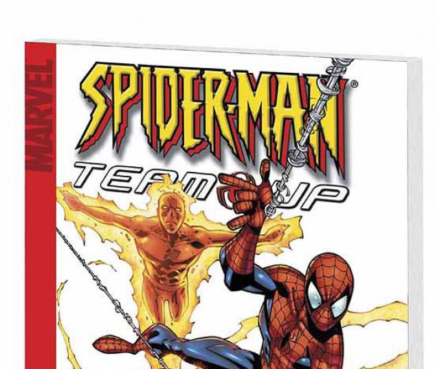 SPIDER-MAN TEAM-UP VOL. 1: A LITTLE HELP FROM MY FRIENDS COVER