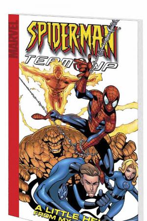 Spider-Man Team-Up Vol. 1: A Little Help From My Friends (Digest)