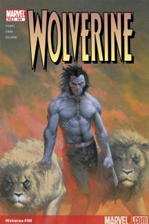 Wolverine #184