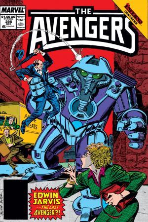 Avengers (1963) #298