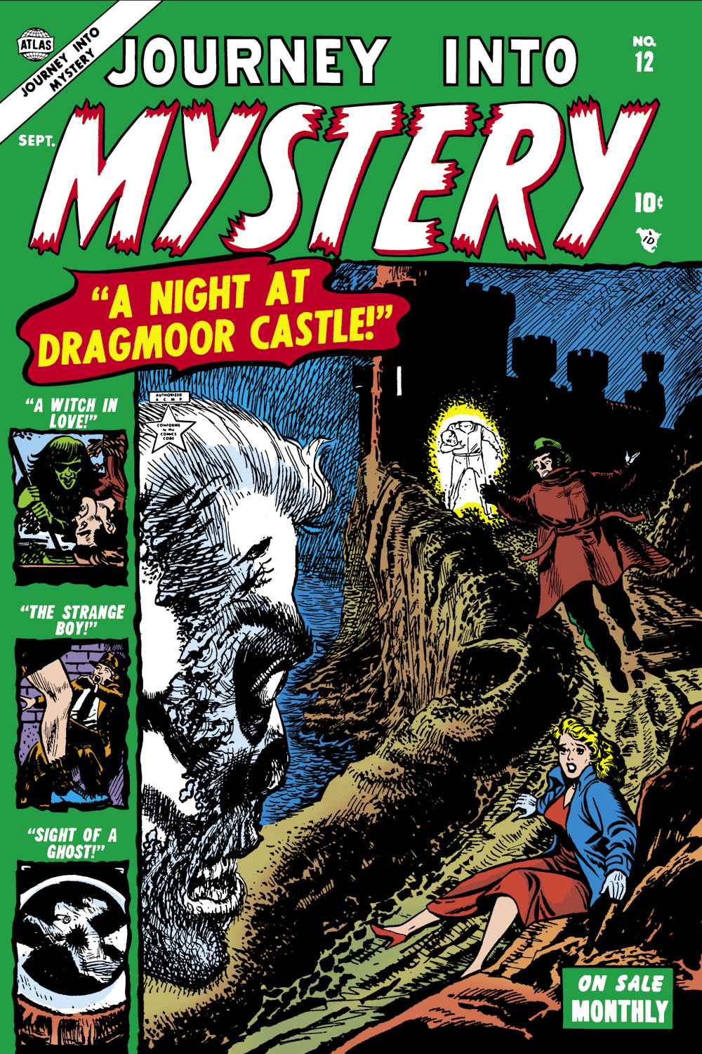 Journey Into Mystery (1952) #12