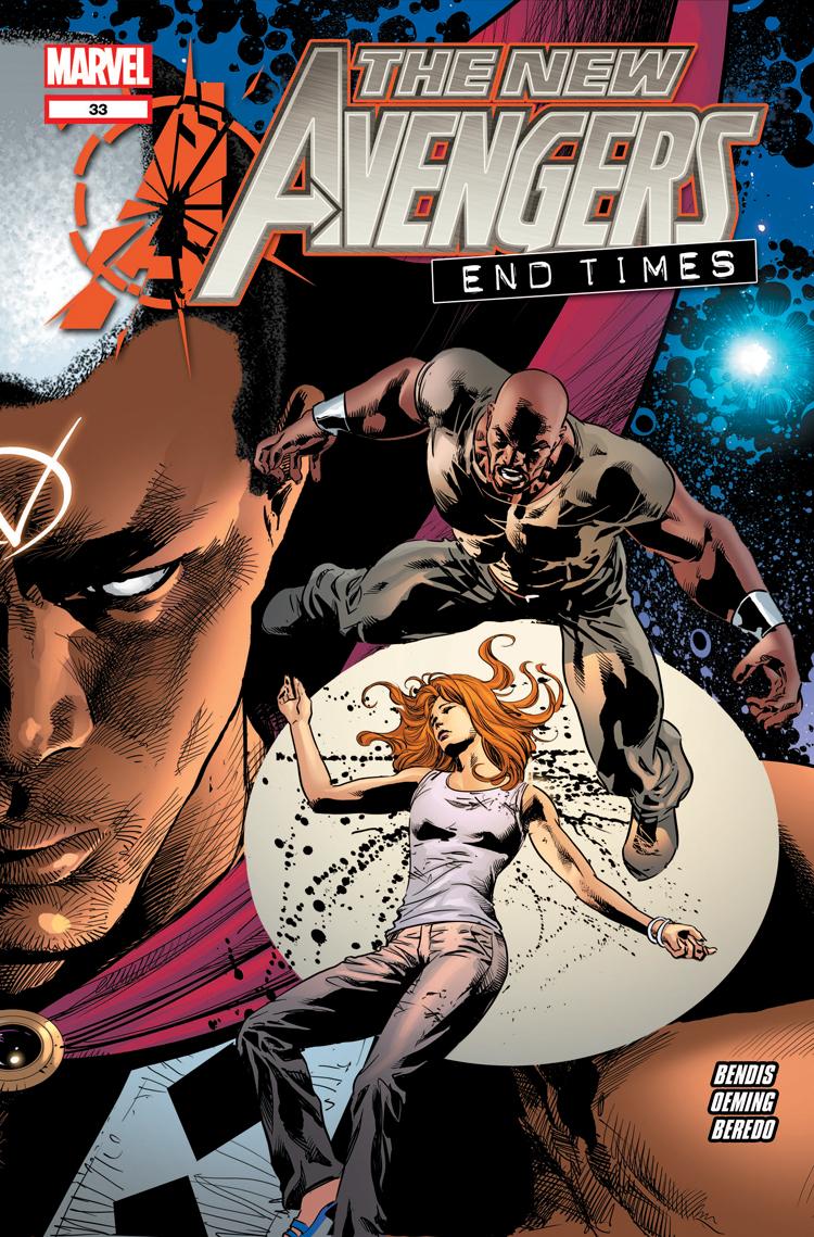 New Avengers (2010) #33