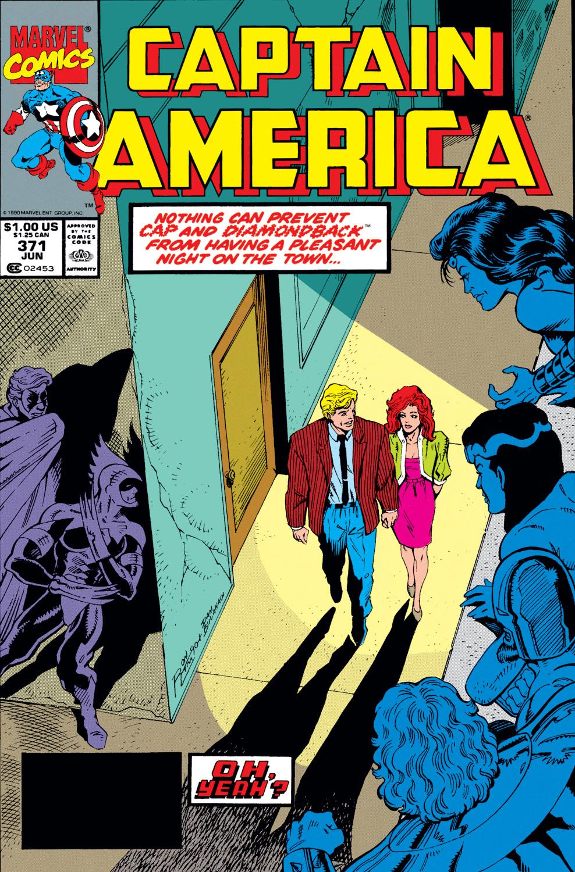 Captain America (1968) #371