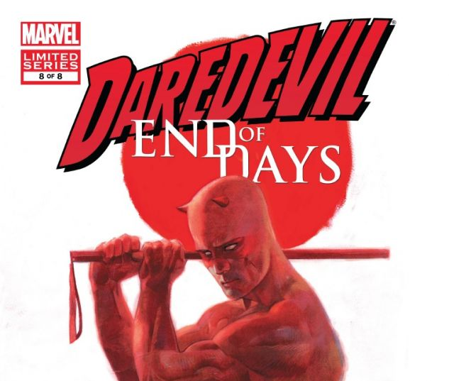Daredevil: End of Days (2012) #8