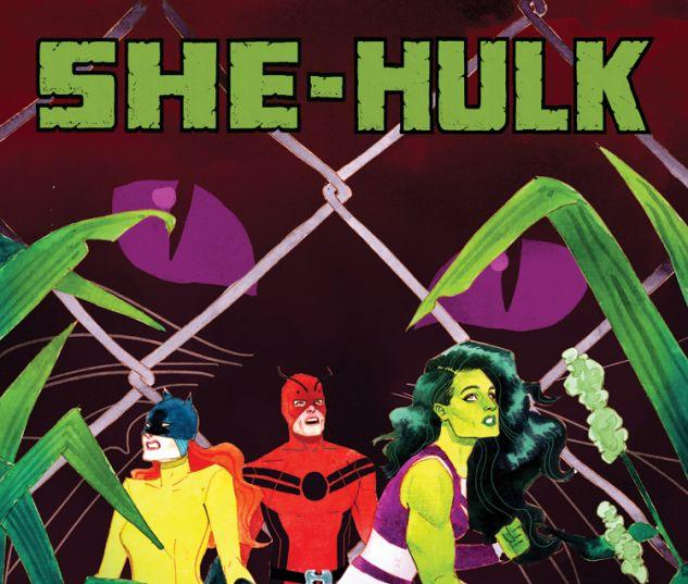 SHE-HULK 7 (ANMN)