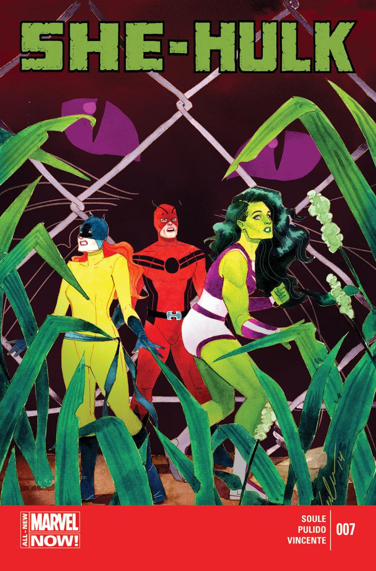 She-Hulk (2014) #7