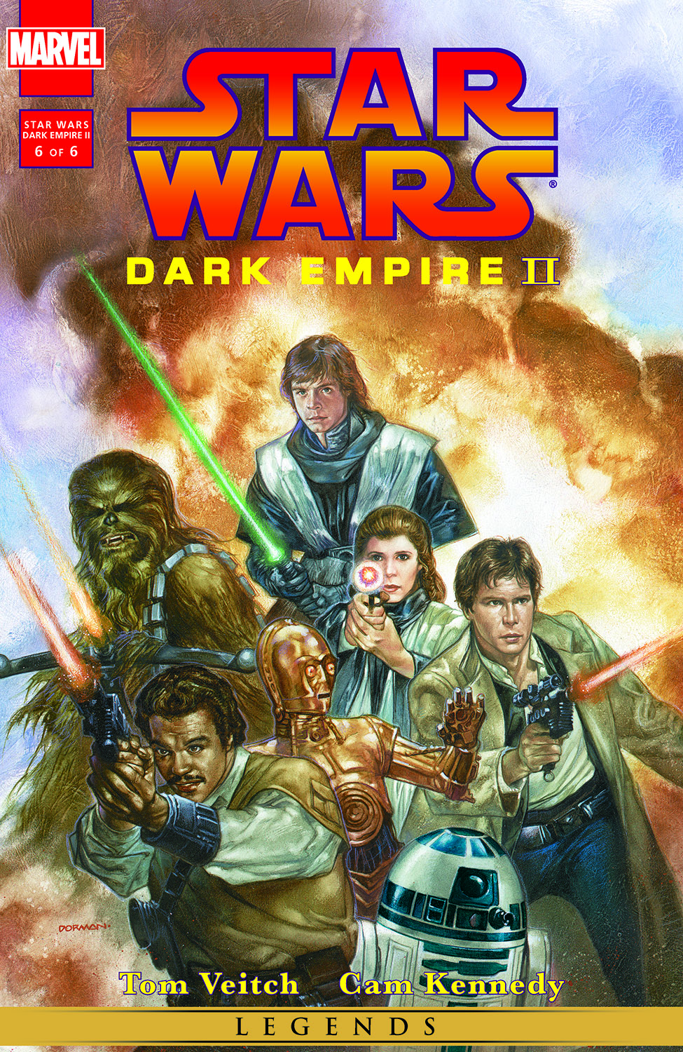 Star Wars: Dark Empire II (1994) #6