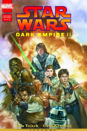 Star Wars: Dark Empire II #6