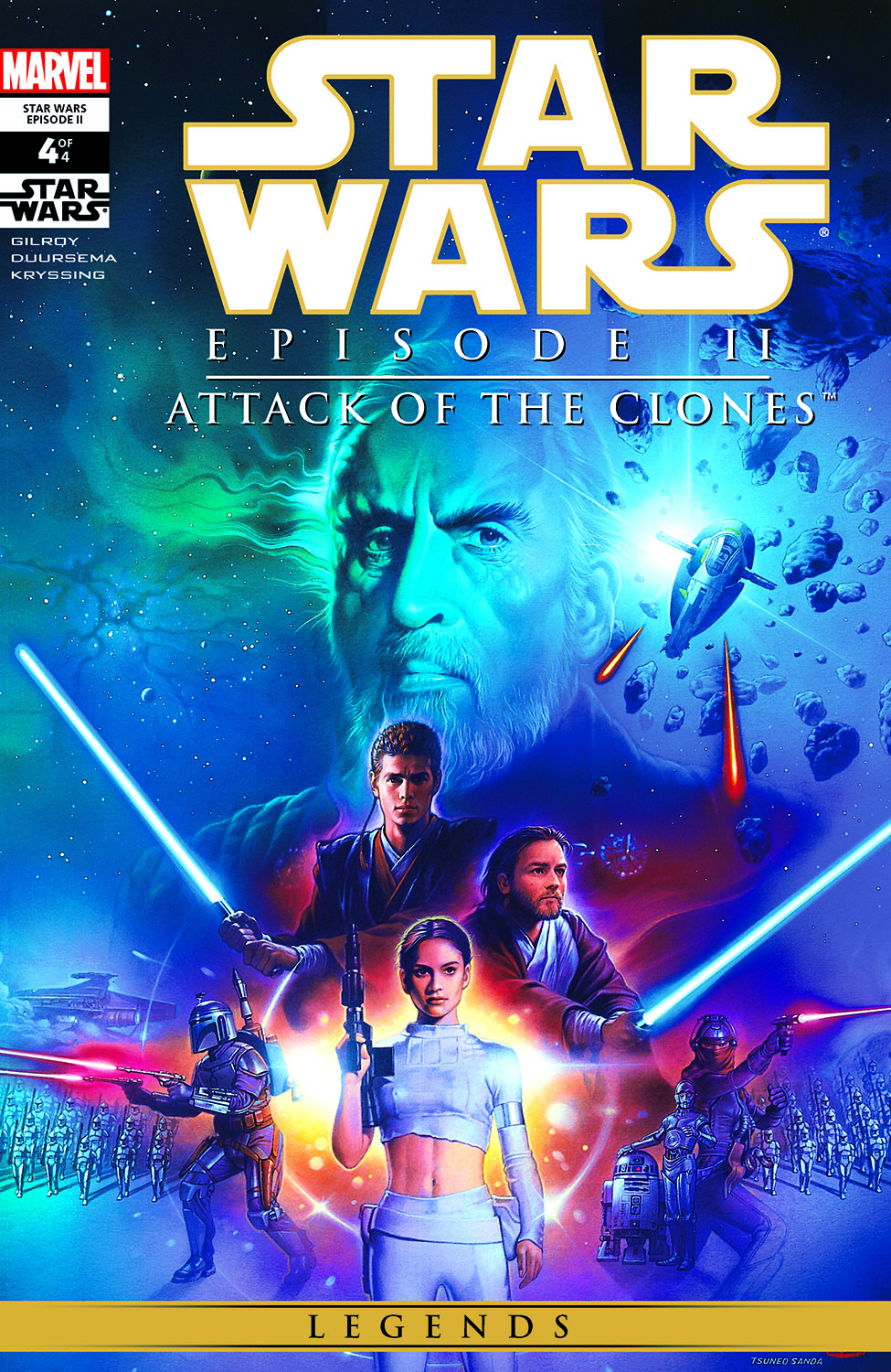 Star Wars: Episode Ii - Attack Of The Clones (2002) #4