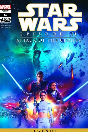Star Wars: Episode Ii - Attack Of The Clones #4