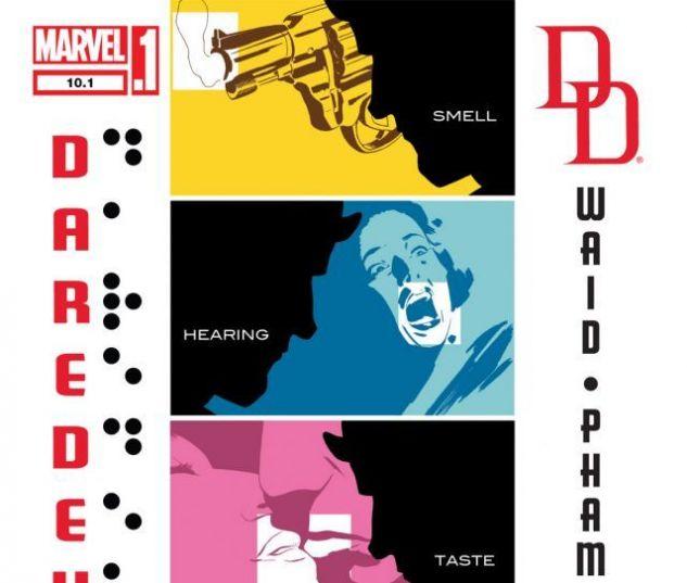 Daredevil (2011) #10.1 Cover