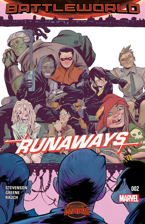 Runaways (2015) #2