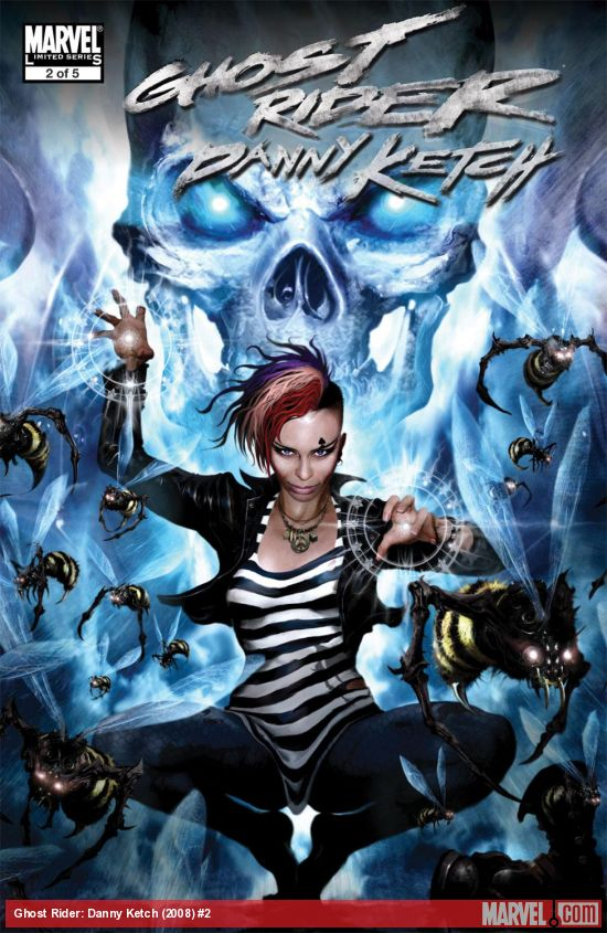 Ghost Rider: Danny Ketch (2008) #2