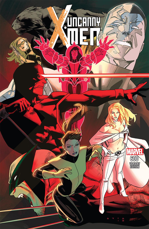 Uncanny X-Men (2013) #600 (Anka Variant)