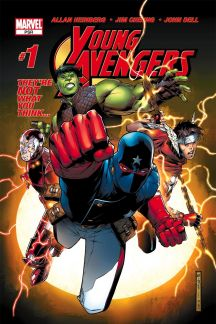 Young Avengers (2005) #1