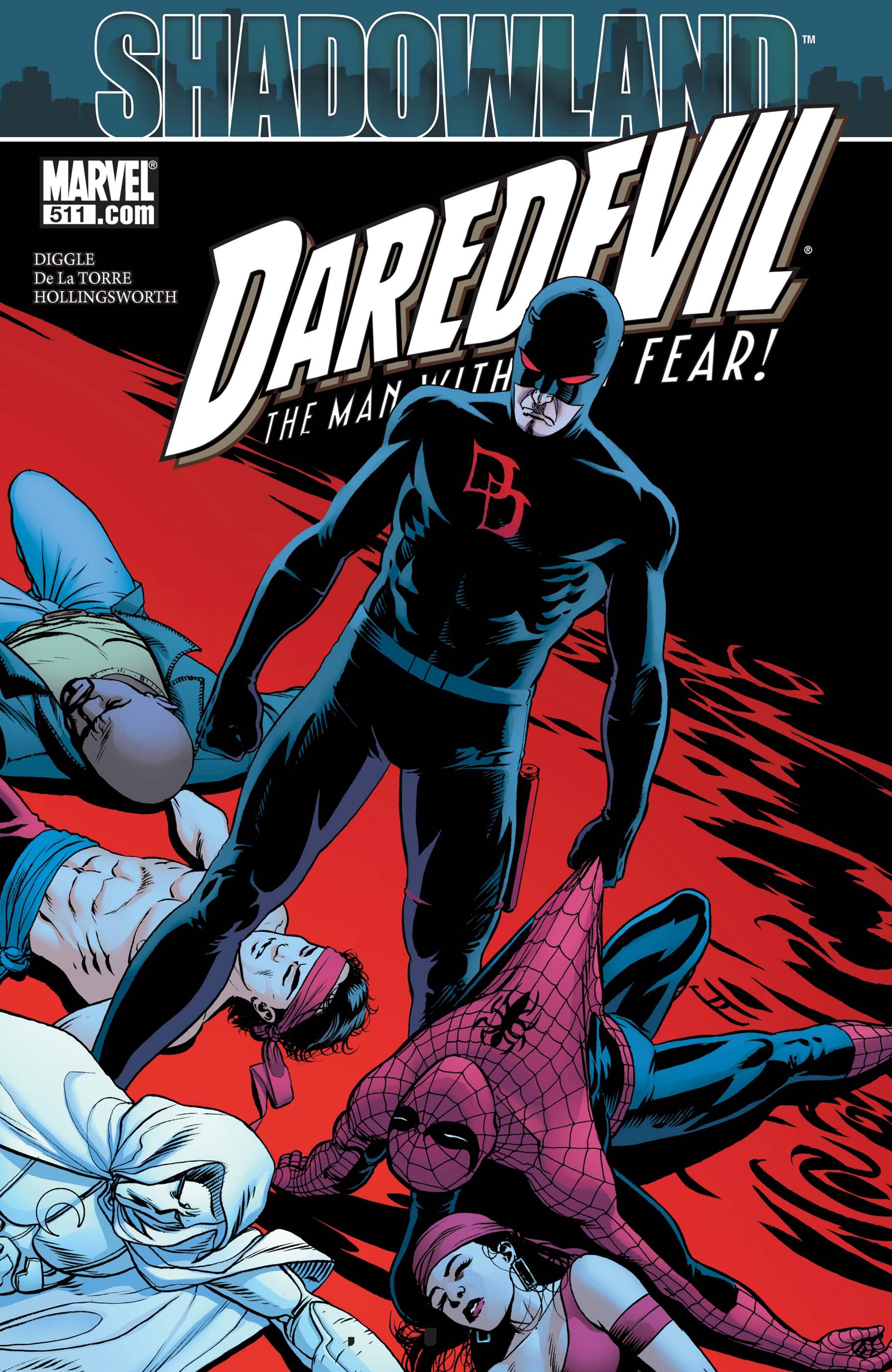 Daredevil (1998) #511
