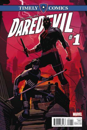 Timely Comics: Daredevil (2016) #1