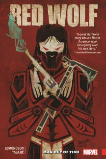 Red Wolf: Man Out of Time (Trade Paperback)