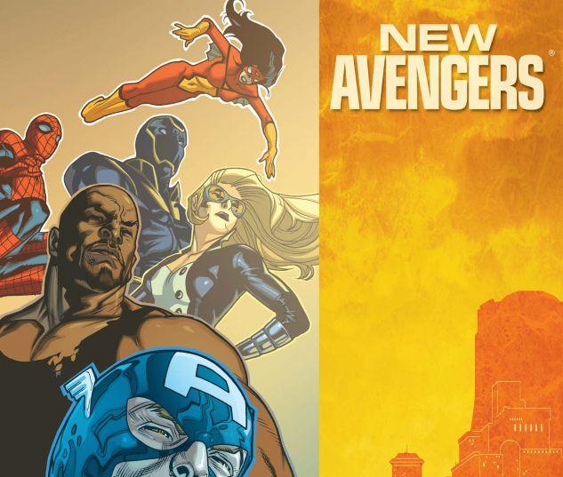New Avengers (2004) #64