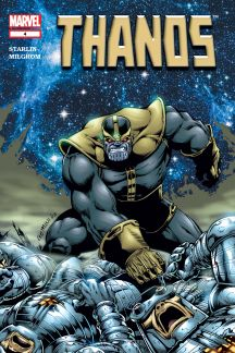 Thanos (2003) #4