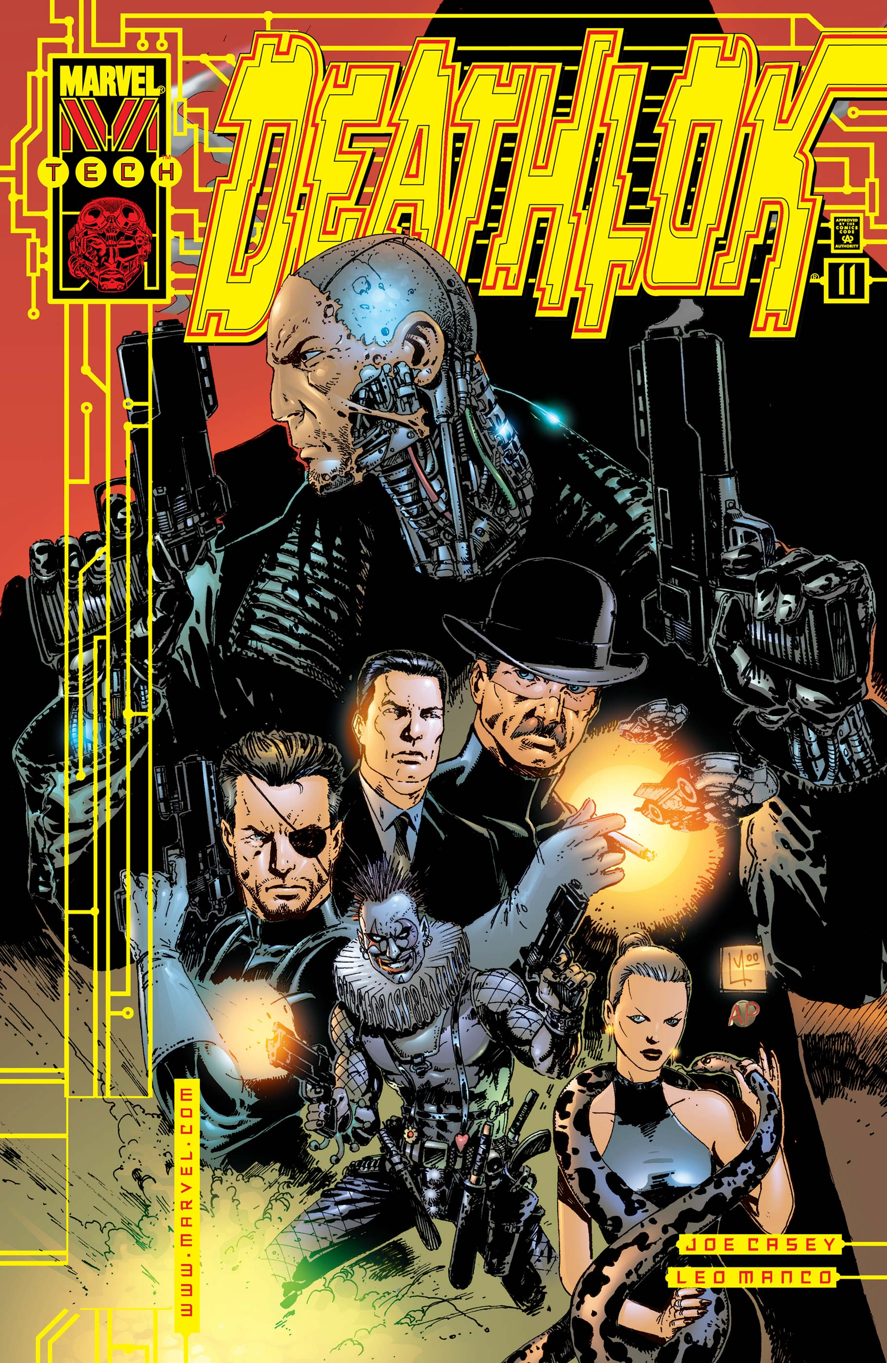 Deathlok (1999) #11