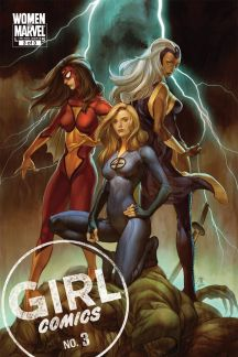 Girl Comics #3