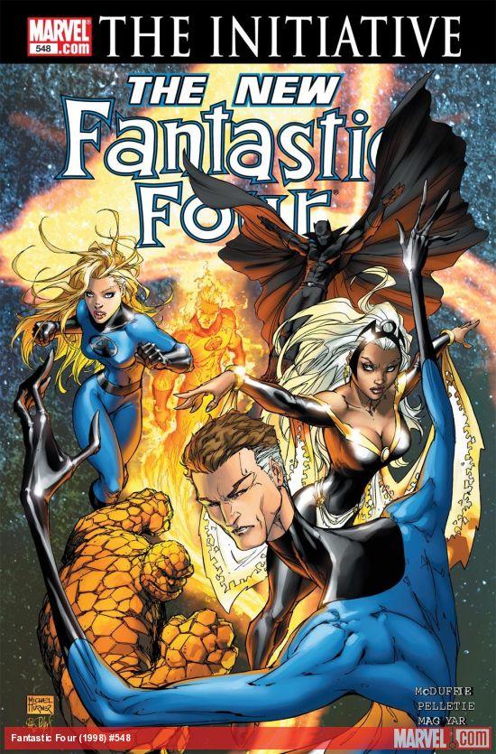 Fantastic Four (1998) #548