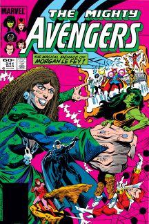 Avengers (1963) #241